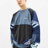 adidas Chop Shop Crew Neck Sweatshirt | Urban Outfitters
