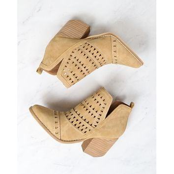 Spring Valley Cut Out Ankle Booties in More Colors