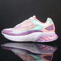 Nike 2020 new product NIKE JOYRIDE RUN 2.0 particles sports running shoes Purple