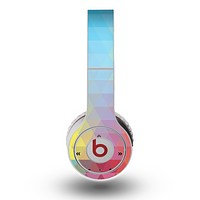 The HighLighted Colorful Triangular Love Skin for the Original Beats by Dre Wireless Headphones