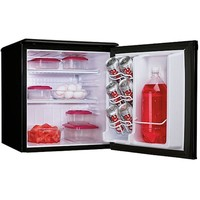 Danby 1.8 Cu FT Mini-Fridge / All Refrigerator In Black
