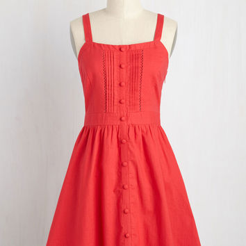 Hugs and Quiches Dress | Mod Retro Vintage Dresses | ModCloth.com