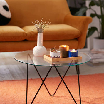 Anderson Glass Coffee Table | Urban Outfitters