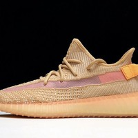 "Adidas Yeezy Boost 350 v2 "" Hyperspace "" Sport Running Shoes Size 36-47"