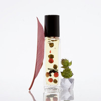 Dream Enhancer and Visualization with green tourmaline crystal pink peppercorns™