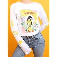 Virgo Wonderland Long Sleeve Tee