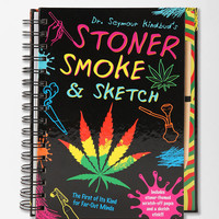 Stoner Smoke And Sketch By Dr. Seymour Kindbud