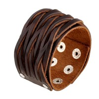 Gift Awesome Shiny New Arrival Stylish Great Deal Hot Sale Fashion Vintage Leather Accessory Bracelet [6058423233]