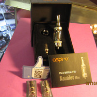 Nautilus Mini Adjustable Airflow Tank System By  Aspire