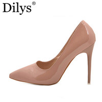 Hot OL Office Lady Classics Women Sexy Stiletto High Heels Pumps Shoes Pointed Toe Shoes Red Black Wedding Party Court Shoes