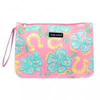 Flower - HIB - Brush Bag - Simply Southern