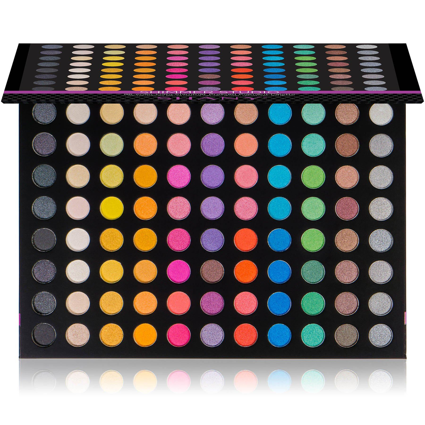 Image of Eye shadow Palette, Ultra Shimmer, Studio Colors for Smoky Eyes