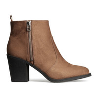 H&M Ankle Boots $34.95