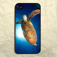 Sea Turtle iPod Touch 5 Case
