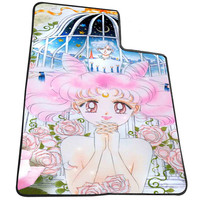 Sailor Moon sailor moon 869e3a72-8761-4203-9101-8257874b2343  for Kids Blanket, Fleece Blanket Cute and Awesome Blanket for your bedding, Blanket fleece *AD*