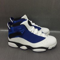 Nike Air Jordan 6 Rings Men Women Sneakers-3