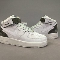 Men's NIKE AIR FORCE 1 MID 07 cheap nike shoes 041