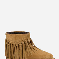 UGG Wynona Fringe Womens Boots   Boots & Booties
