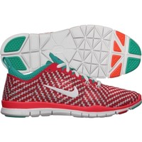 Nike Women's Free 5.0 TR FIT PRT 4 Training Shoe - Red/Teal | DICK'S Sporting Goods