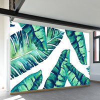 Tropical Glam Wall Mural