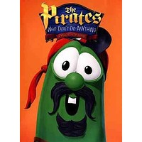 Pirates Who Dont Do Anything-Veggie Tales Movie (Dvd)