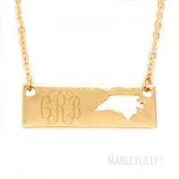 Personalized Necklace | Marleylilly