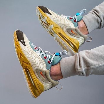 Nike Air Max 270 React Cactus Trails Basketball Shoes Sneakers