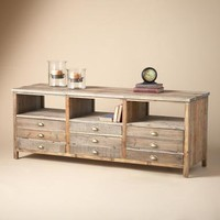 LANCASTER TV STAND - Consoles & Sideboards - Living Room - For the Home | Robert Redford's Sundance Catalog