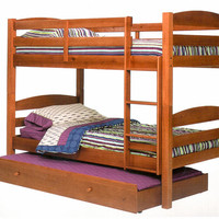 Winthrop Twin over Twin Bunk Beds