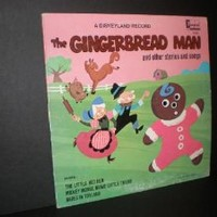 The Gingerbread Man and Other Stories and Songs