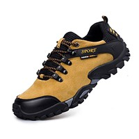 2018 Hiking Shoes For Men Non-Slip Breathable Hiking Sneakers Outdoor Trail Camping Climbing Mountaineering Hunting Shoes