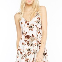 Bloom For Two Fit and Flare Dress