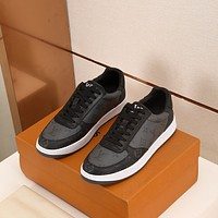lv louis vuitton womans mens 2020 new fashion casual shoes sneaker sport running shoes 345