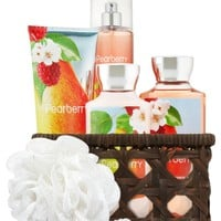 Basket of Favorites Gift Kit Pearberry