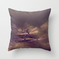 fairy dust Throw Pillow by ingz