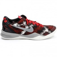 Nike Kobe 8 System Men's (University Red/Pale Grey/Sail/)
