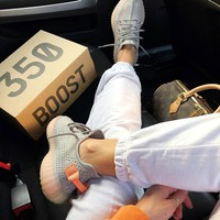Adidas Yeezy350 V2 Leisure running shoes