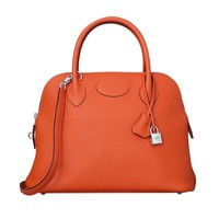 Indie Designs Bolide 31cm Leather Bag