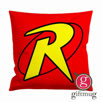 Superheroes Robin Batman Cushion Case / Pillow Case