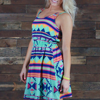 Moving Mountains Dress