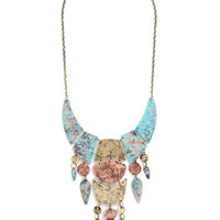 ModCloth Statement Flair for the Enigmatic Necklace