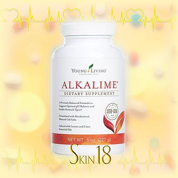 AlkaLime Dietary Supplement