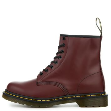 Dr. Martens 1460 Nappa Leather Men's Cherry Red Boots