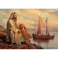 Facing Eternity Religious Jigsaw Puzzle - Puzzle Haven
