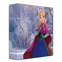 Anna 1 3 ring binder from Zazzle.com