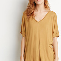 V-Neck Dolman Top