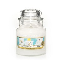 Merry Marshmallow™ : Small Jar Candles : Yankee Candle