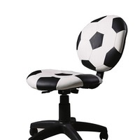 A.M.B. Furniture & Design :: Office Furniture :: Chairs :: Maya collection soccer ball office secretary chair with casters