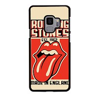 THE ROLLING STONES 1962 Samsung Galaxy S3 S4 S5 S6 S7 Edge S8 S9 Plus, Note 3 4 5 39