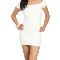 Textured Bodycon Dress | Shop Dresses at Wet Seal